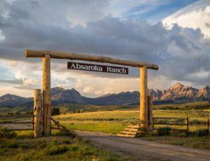 Absaroka Entry