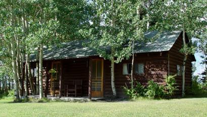 Lodge at Absaroka Ranch