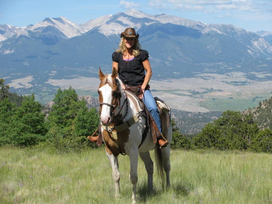 Trail Ride View