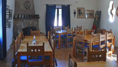 Dining room at Kay El Bar