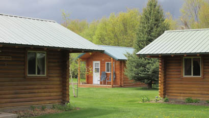 Cabins at McGarry Ranches