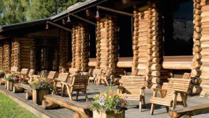 Lodge at Moosehead Dude Ranch