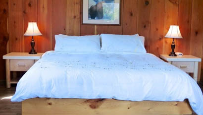 Sundance Guest Ranch bedroom