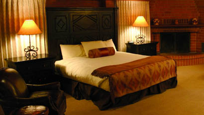 Tanque Verde Ranch bedroom