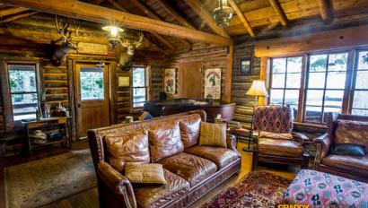 Wind River lodge