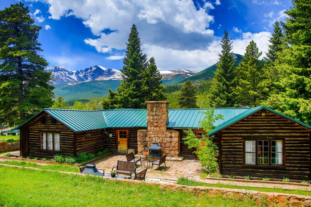 Wind River Ranch House