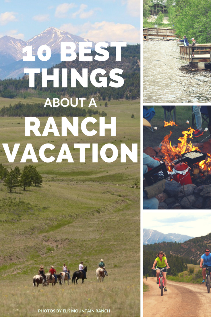 There are many great things about a ranch vacation. Here is the list of the top 10 best things you will enjoy about a ranch vacation.