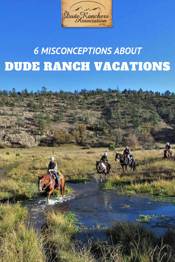 Thought you knew everything there was to know about dude ranch vacations? Maybe you were right, maybe you were wrong—go ahead, see what you know!