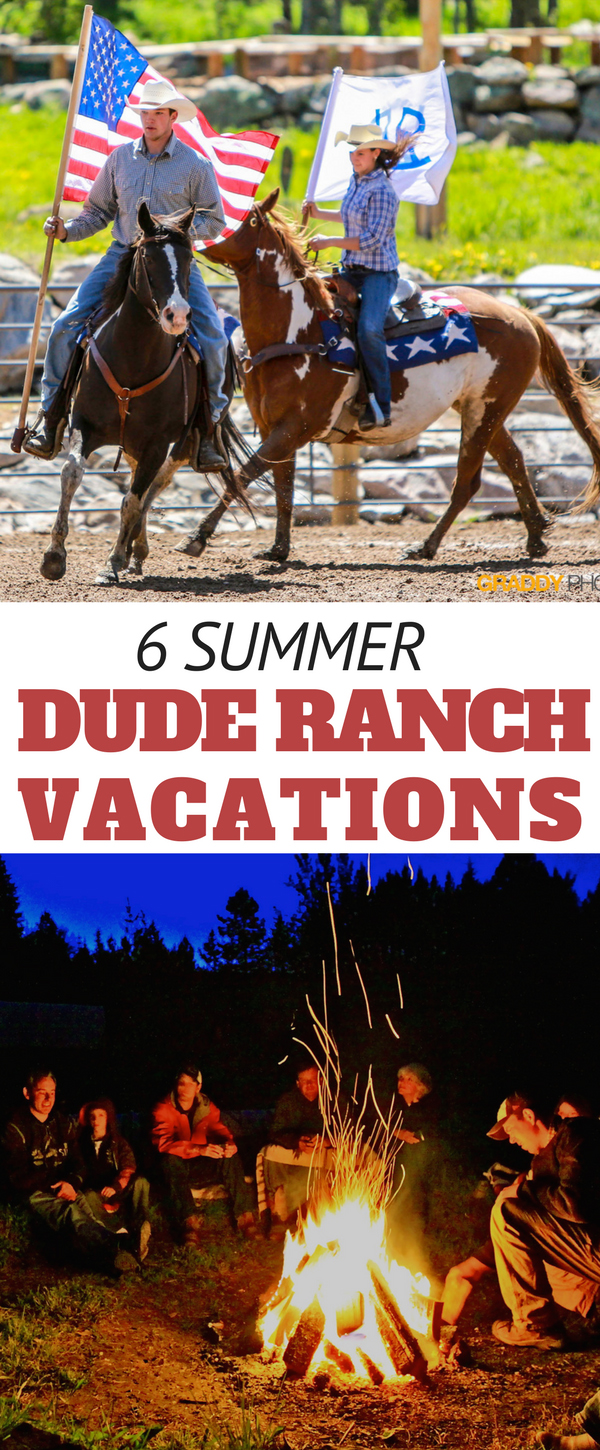 An extended, relaxed trip with the kids to a dude ranch is a great way to experience something unique and authentic. This summer you can bond with your family while riding horses, fishing, hiking and water sports at one of the best dude ranches in the country as a Dude Ranchers' Association member. Here are 6 places you should put at the top of your list for this summer.