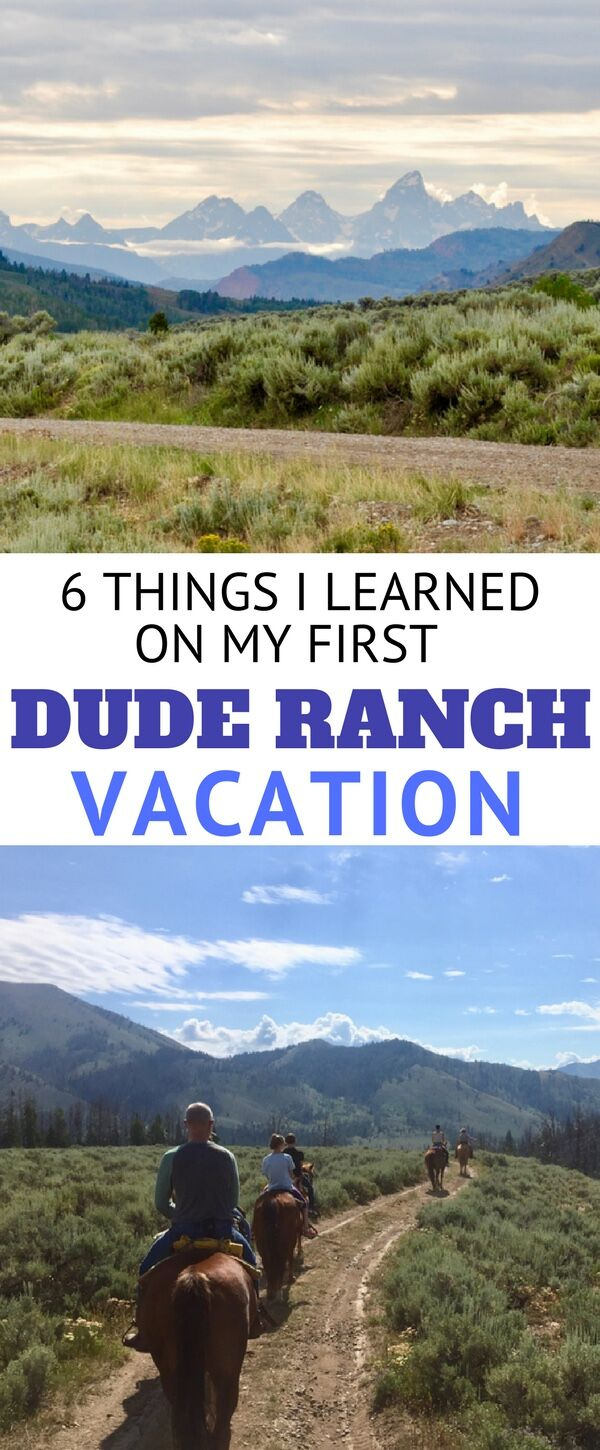 Considering your first family dude ranch vacation? Don't make common newbie mistakes! Lessons learned on a first dude ranch vacation.
