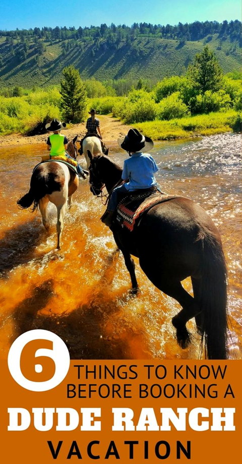 •	Considering your first family dude ranch vacation? Don't make common newbie mistakes! Lessons learned on a first dude ranch vacation.