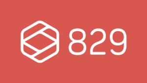 829 Studios logo