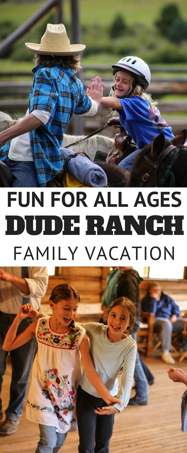 A dude ranch is one of the best options for your next family vacation. With programs centered around horseback riding and western lifestyle activities, you'll have more fun with your family than you ever thought possible! All the details are taken care of by your ranch hosts, such as meals, activities and housekeeping. With ranches offering family centered activities or an all-day supervised kids program, you'll be able to find the ranch that is tailored to fit exactly what you are looking for.