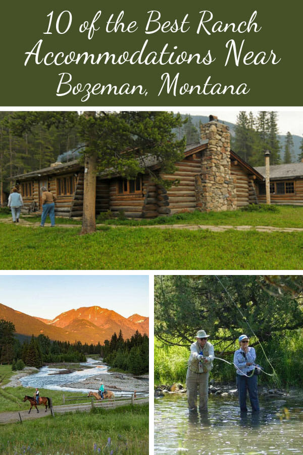 Surrounded by the beautiful Rocky Mountains, Bozeman, Montana is tucked into the Gallatin Valley with a myriad of attractions and things to do all year long For your next trip to Bozeman and if you're looking for places to stay and things to do, consider a local dude ranch. Dude ranches offer a historical itinerary for those looking to explore the American West and enjoy horseback riding, adventure activities and the most beautiful stay in a cabin or lodge that the West has to offer.