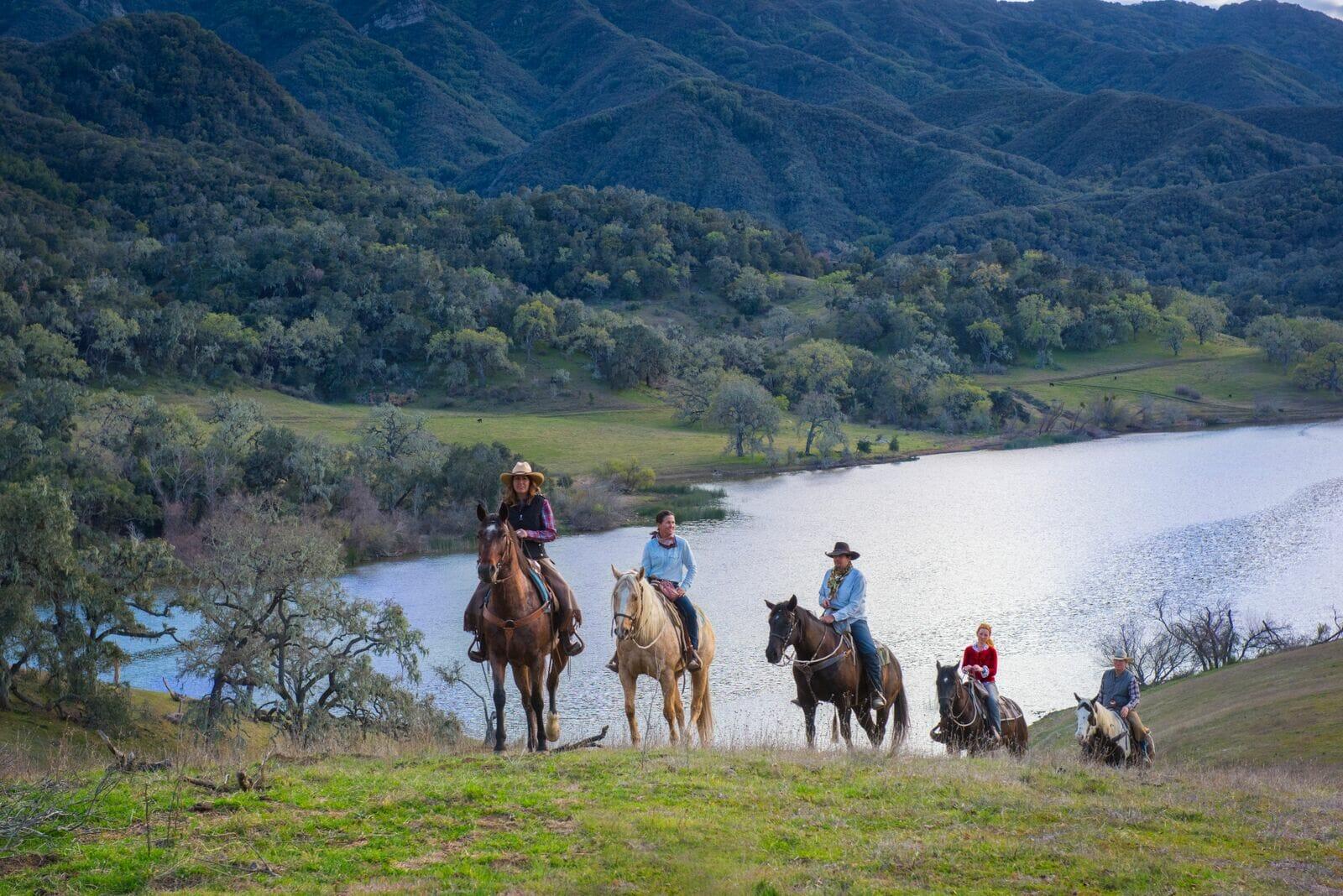Alisal California Dude Ranch