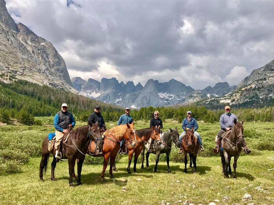 small, intimate dude ranches