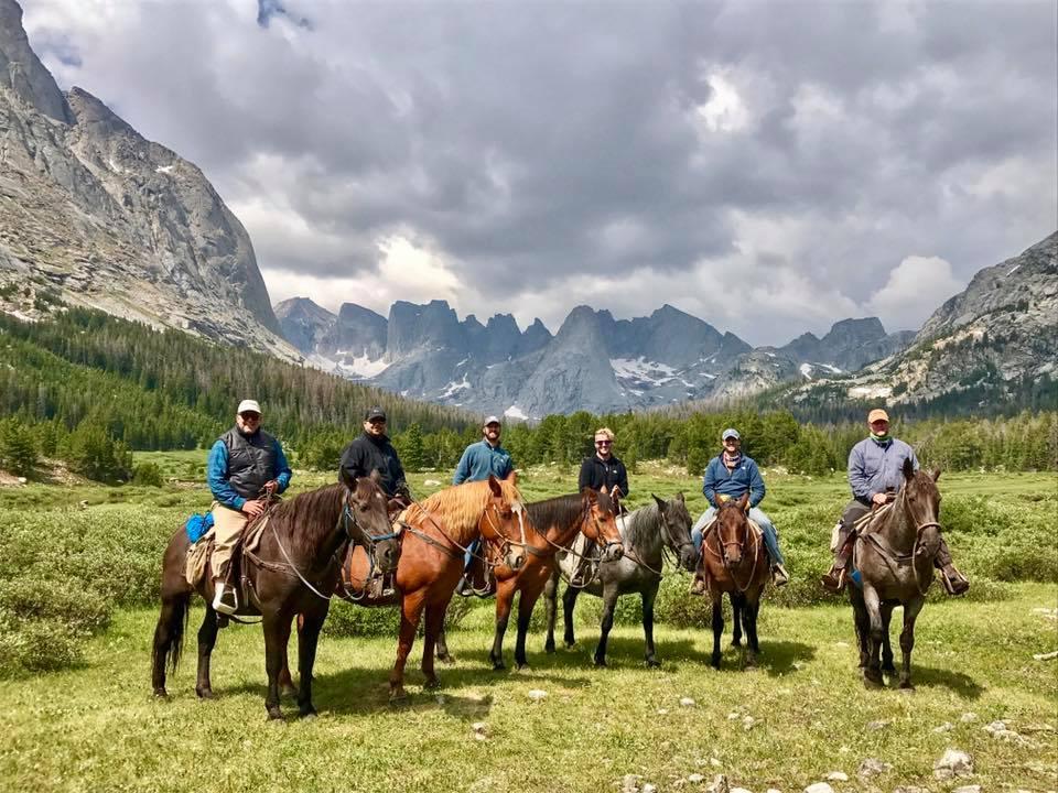 Allen's Diamond 4 Ranch trail Mountains
