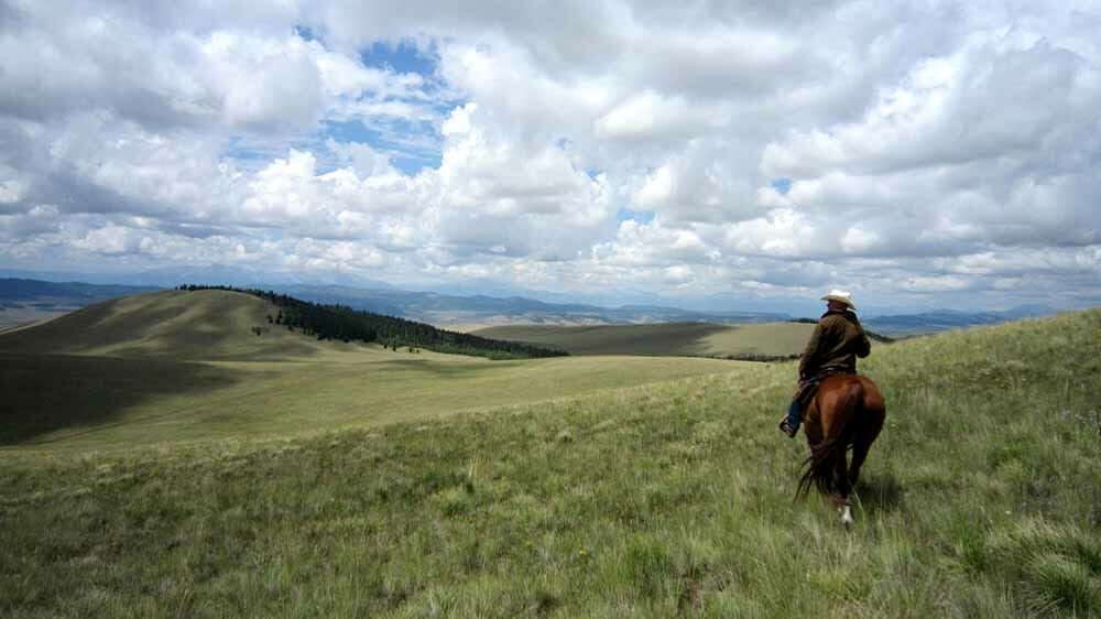 Badger Creek Ranch View Dude Ranches for the Experienced Rider