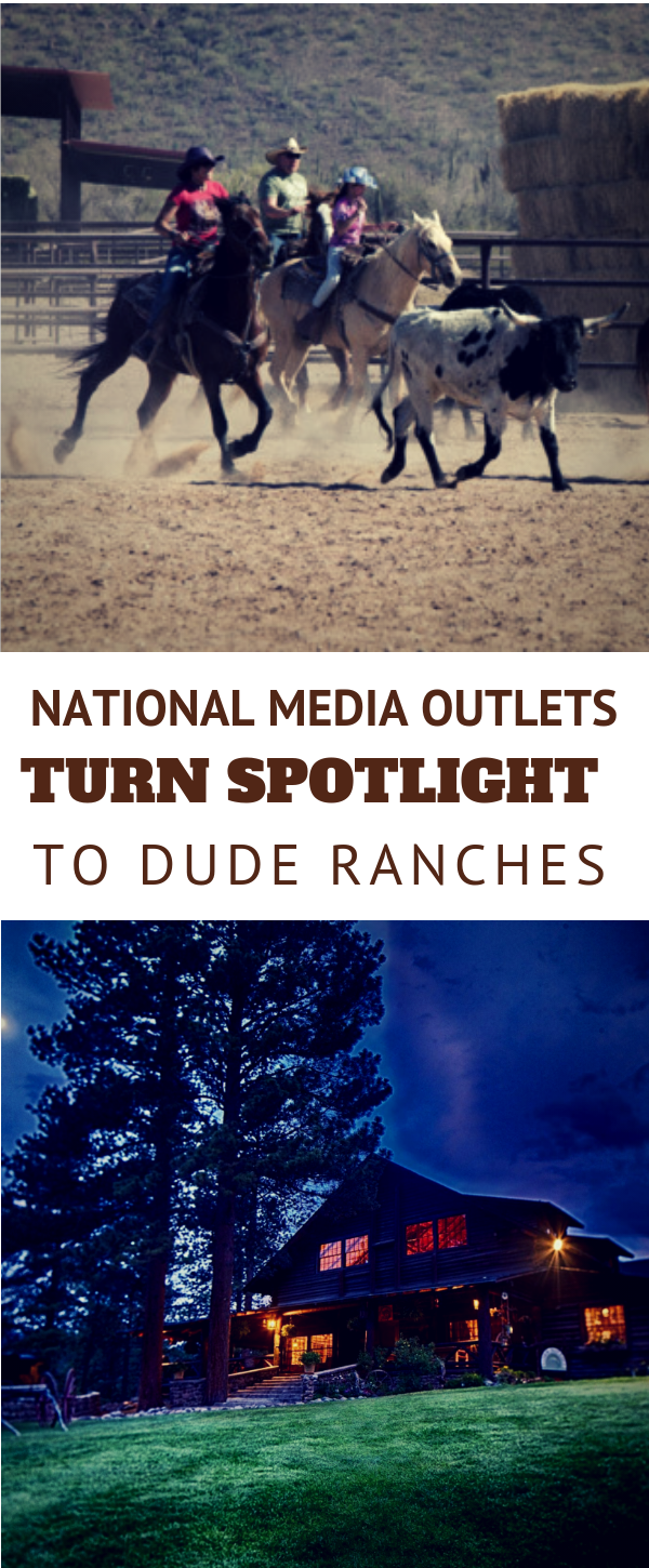 From Forbes Magazine to Real Simple and accolades in nearly every accredited journalism outlet, the allure and experience of Dude Ranch Vacations is dominating vacation stories and bookings in 2018, but why?