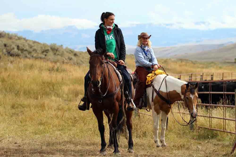 Bonanza Creek Ranch Dude Ranches for the Experienced Rider