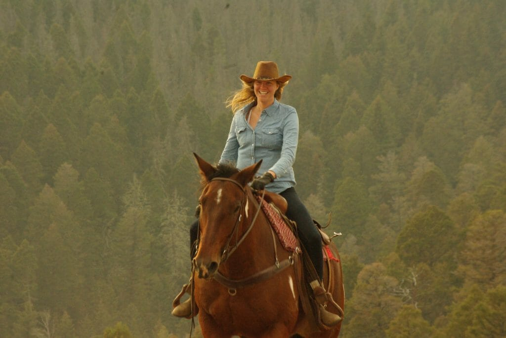 Bonanza Fall Cowgirl Retreat