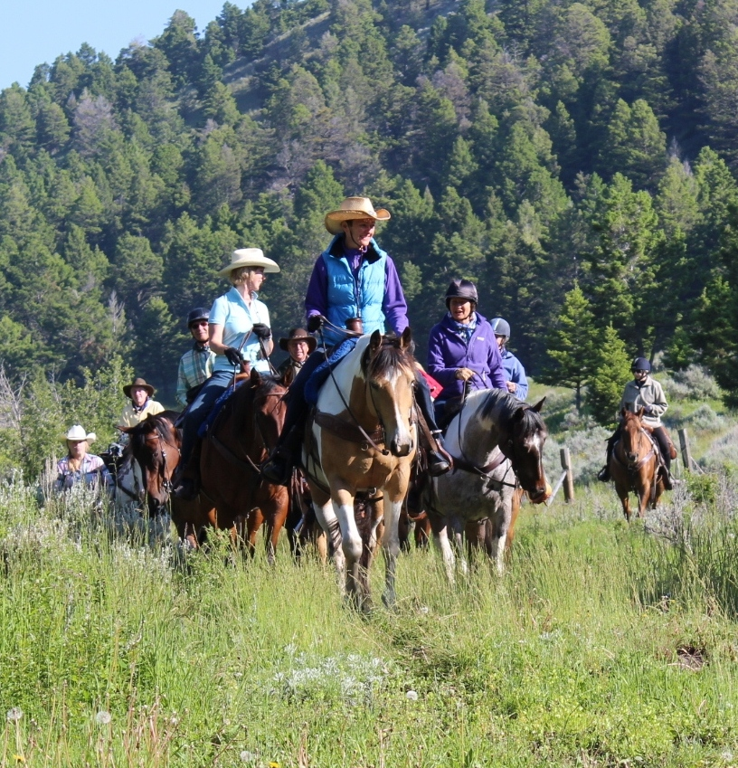 Bonanza Creek Ranch Type of Dude Ranch - Family Style Traditional Dude Ranch