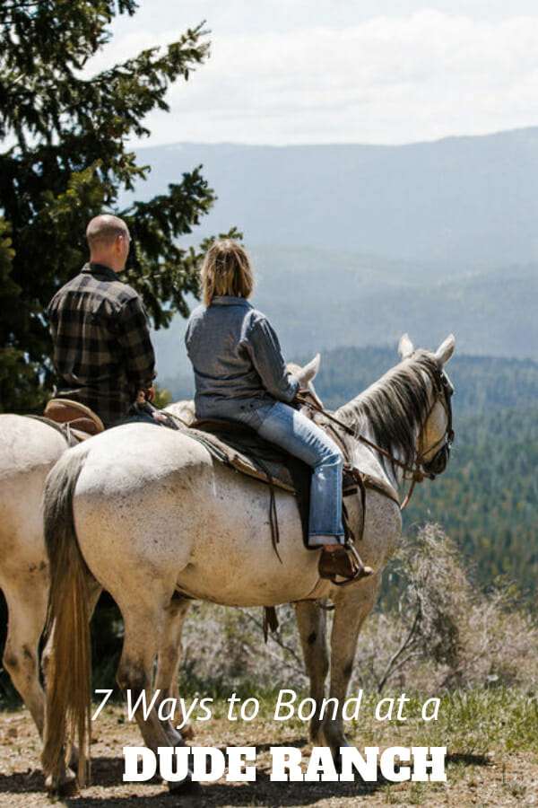 We know that in this busy world it's sometimes difficult to find that connection to your kids, even on vacation. If this is something you're craving, you've come to the right place. We think you'll love these 7 meaningful ways to bond with your family at the ranch.