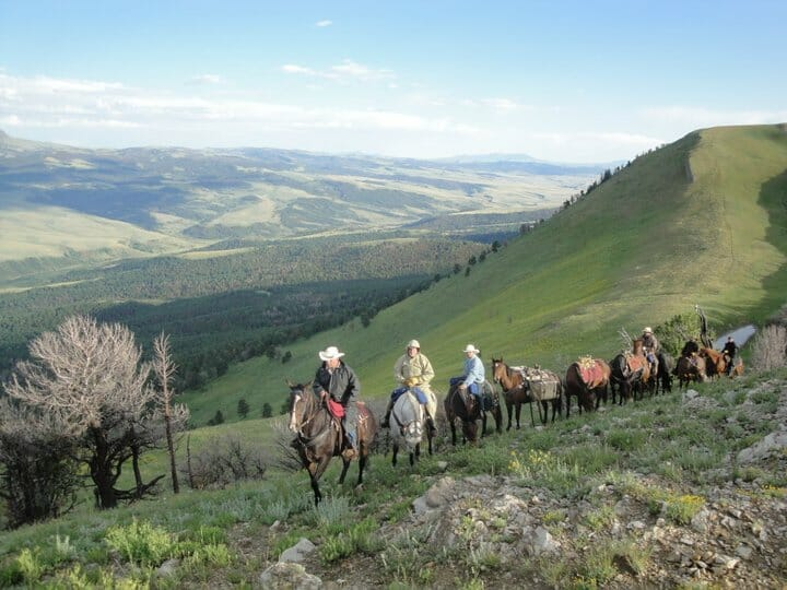 Broke Arrow Pack Trip View Budget Friendly Dude Ranch Vacation