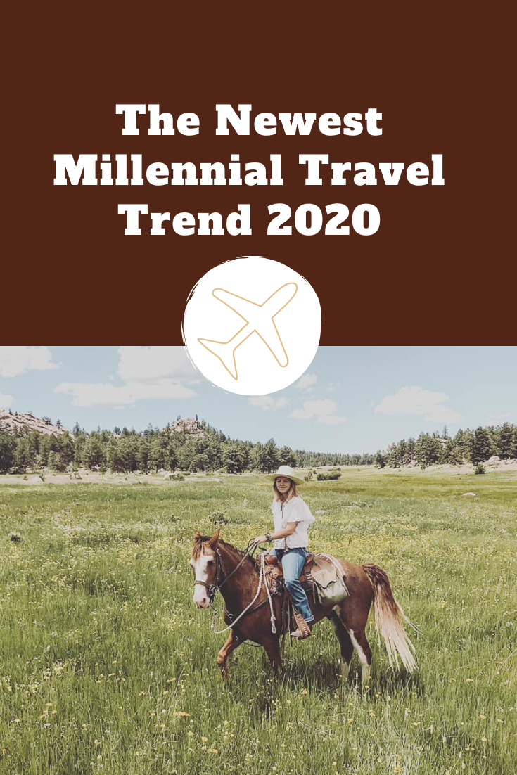 The Newest Millennial Travel Trend