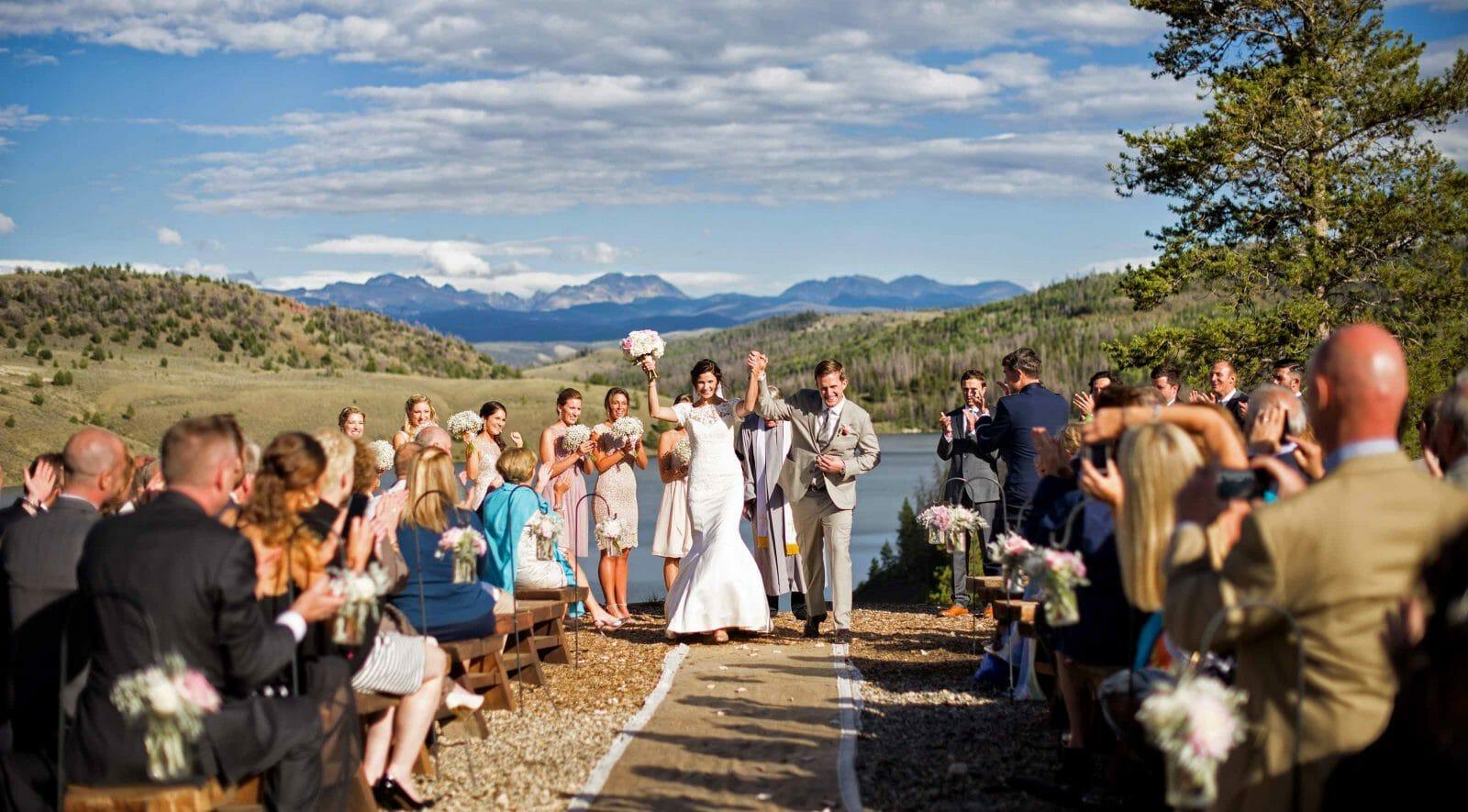 C Lazy U Ranch Colorado Dude Ranch Weddings