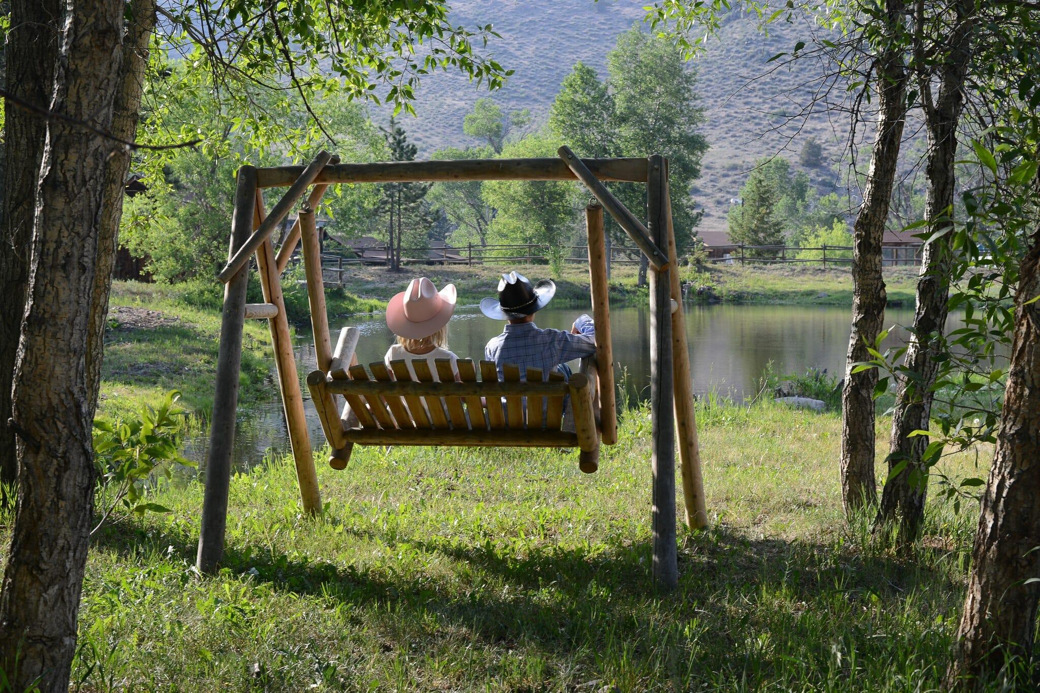 Cherokee Park Beautiful Colorado Dude Ranch Vacation