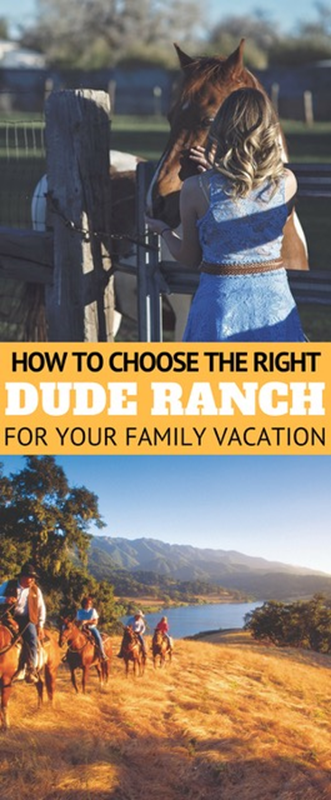 •	Considering a dude ranch vacation? How to choose a ranch that is the right fit for your family and the ages, stages, and interests of kids and adults.
