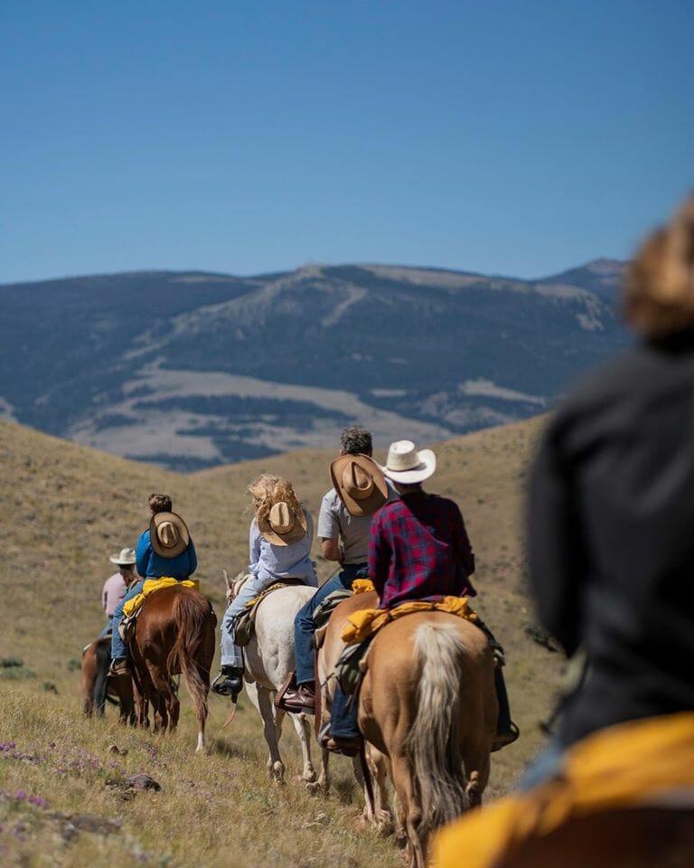 CM Trail Ride Dude Ranch