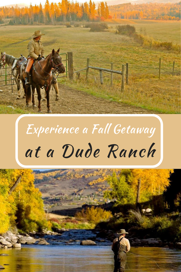 Dude and guest ranches are ever popular as family vacation destinations, but members of the Dude Ranchers' Association recognize that adults also value time to themselves. When the kids get back on the bus, it's time for parents to get back in the saddle for a classic Western fall getaway.  From the latter part of August through October, dude ranches are a couples' best bet to rekindle romance and replenish the spirit. And the price is right too!