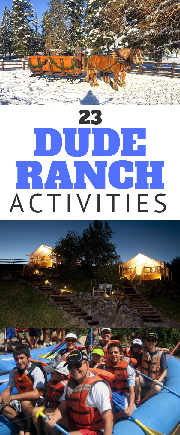 When you think of a dude ranch vacation do you imagine time in the saddle and think it might be fun for a day or two, but wonder if there is enough to do for an entire vacation? With scenic landscapes, great accommodations and knowledgeable staff, dude ranch activities vary for a diverse crowd - whether that is your multigenerational family, business associates or small group of best friends.