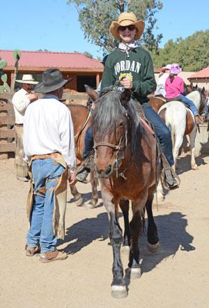 Nine Quarter Circle Ranch for Families
