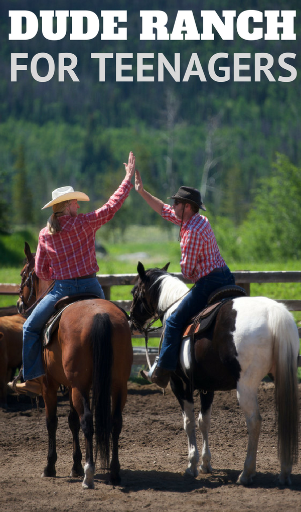 When the kids are little you try to make sure the parents have their space, but as teenagers, they would like some activities geared towards them. Plan a dude ranch vacation next summer where everyone has an equally great time. Each family member, regardless of age can experience a little bit of freedom and a chance to do something unique at the ranch.