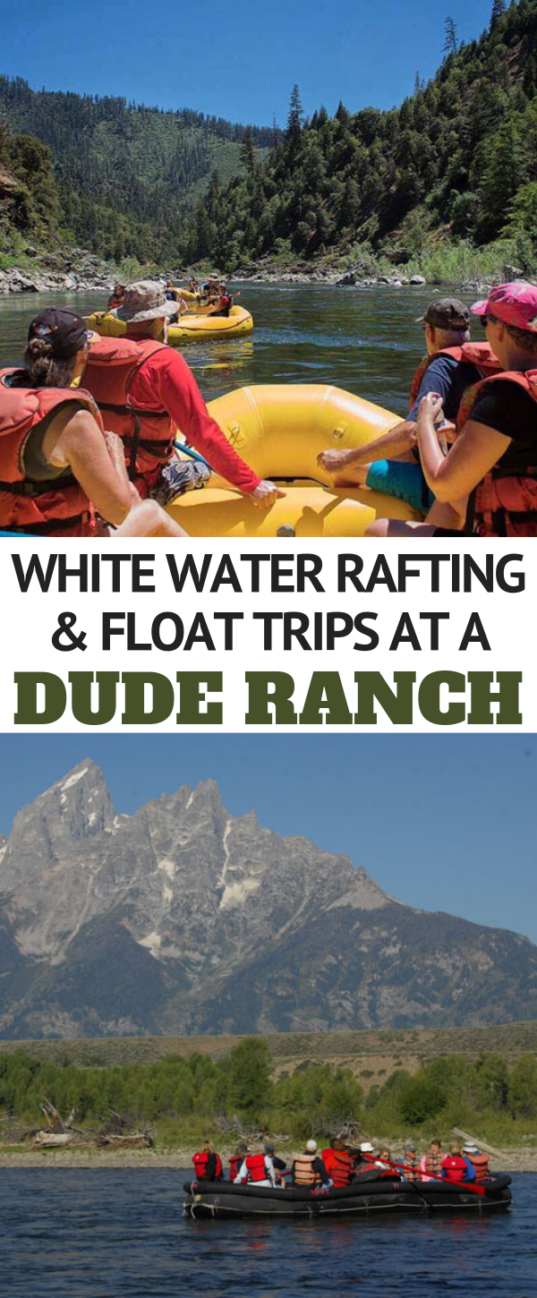 While white water rafting is for those with a more adventurous spirit, float trips are calmer, giving you the chance to enjoy the scenery surrounding you!But what about accommodation? What better accommodation option to pair with a water rafting and float trips than a luxurious ranch? Dude ranches are some of the best ranches in North America that give guests the chance of staying at a real ranch, without having to compromise their comfort.
