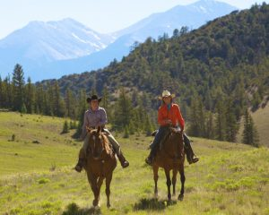 Elk Mountain Ranch writes the 10 Best things about a Ranch Vacation