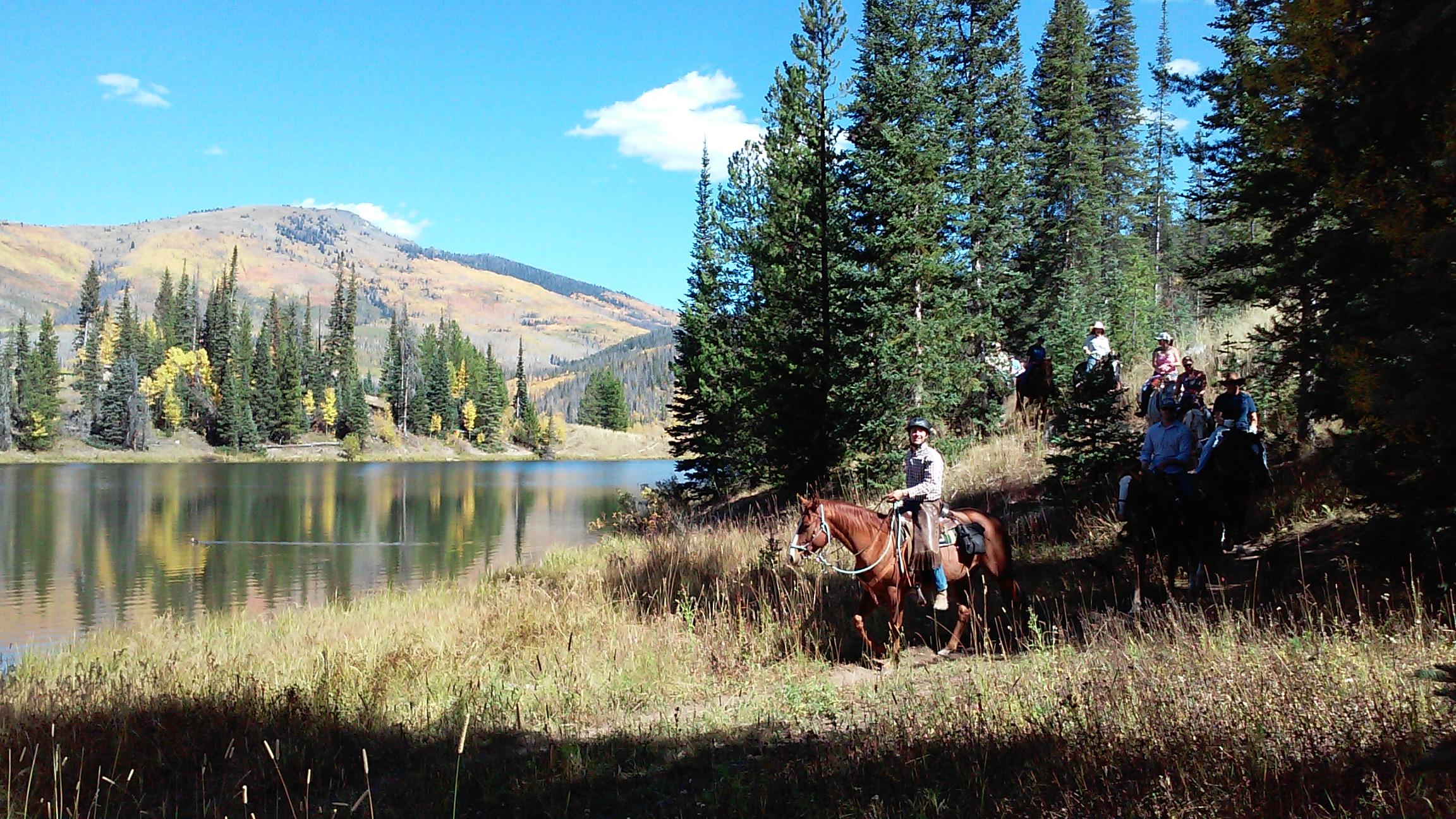 Book a Stay at Elk River Guest Ranch