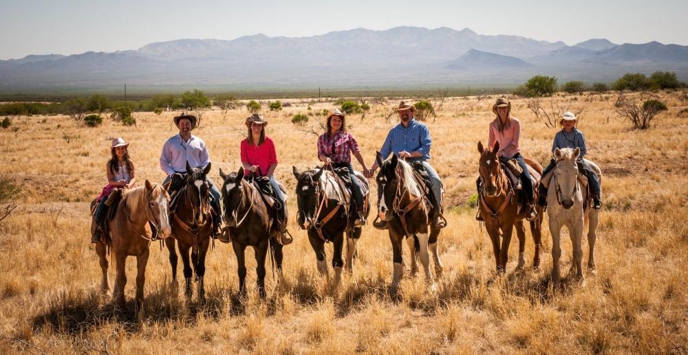 Elkhorn AZ Trail Family Reunion