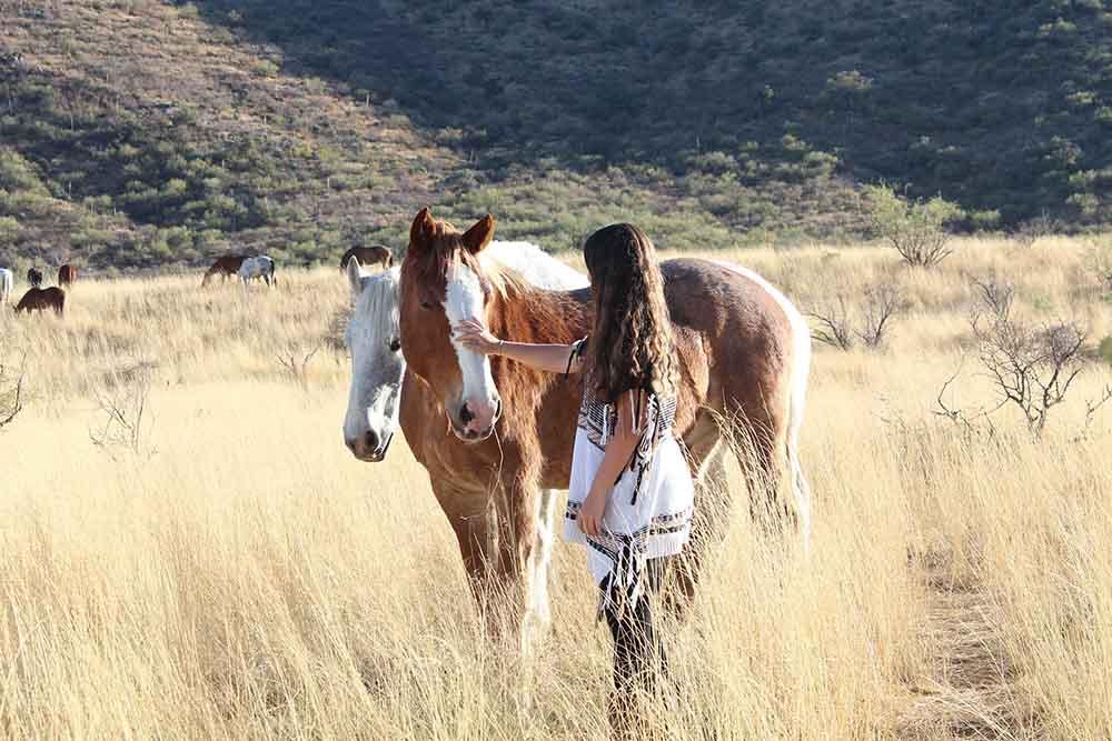 Elkhorn Ranch AZ Therapeutic Horseback Riding