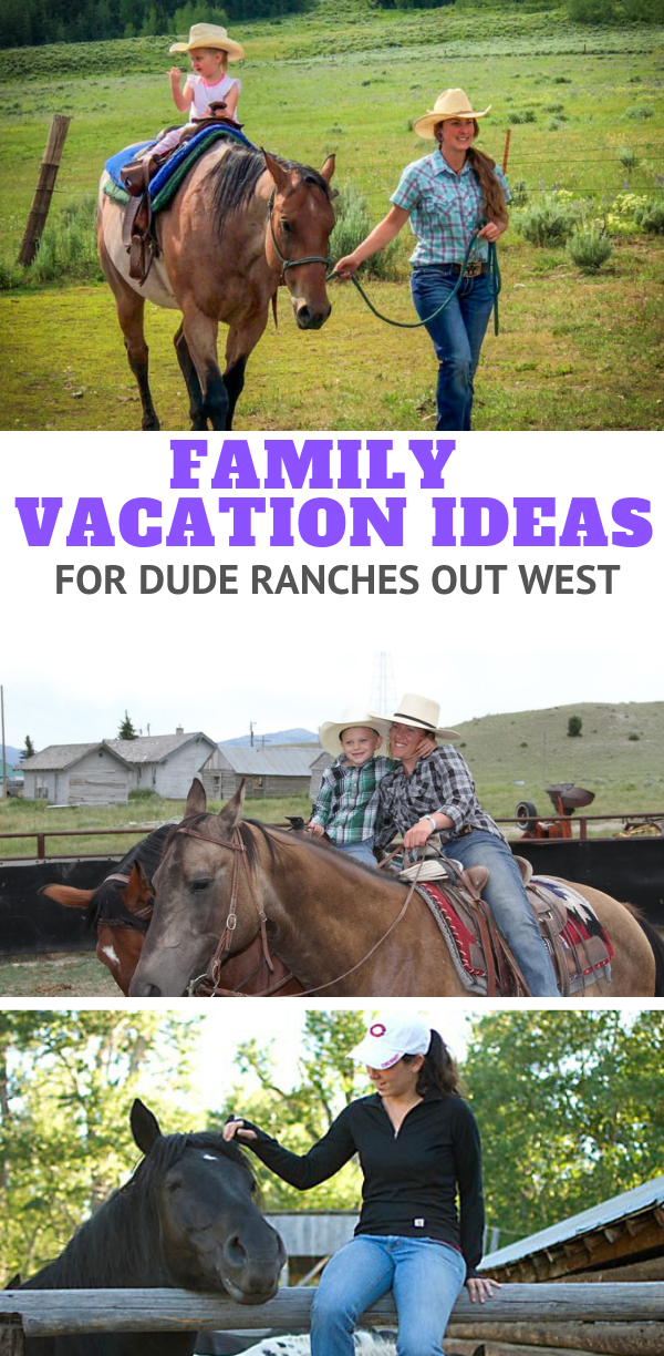 Are you looking for exciting family vacation ideas? Think outside the box for a dude ranch vacation in the west! For almost 100 years dude ranches and guest ranch vacations have provided limitless fun and engaging activities for the whole family.