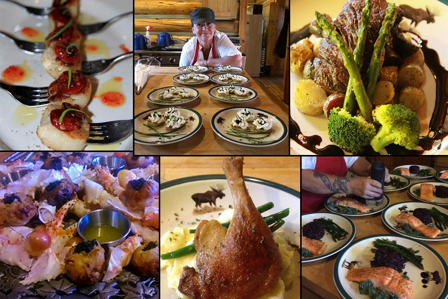 Ranches for Foodies