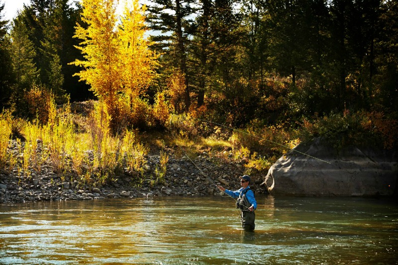Looking for a new outdoor activity? Try Fly Fishing!