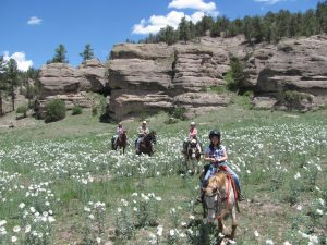 Geronimo Trail Ranch Family Travel Destination