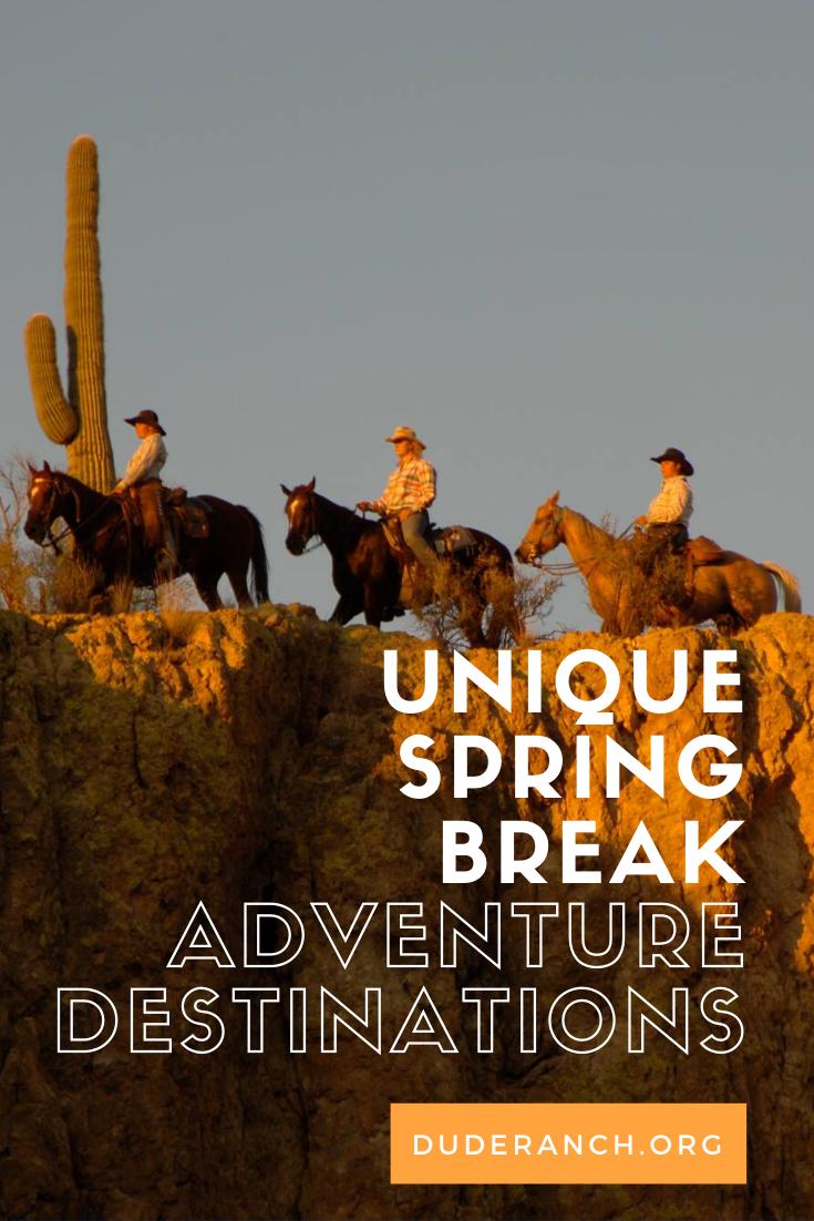 Unique Spring Break Adventure Destinations
