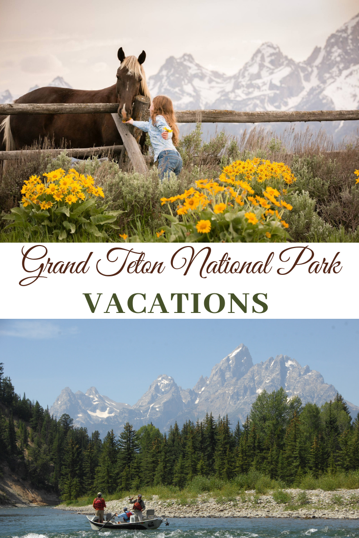 Grand Teton National Park vacations are wonderful for every traveler! If you have never experienced this park, you should add it to your bucket list!
