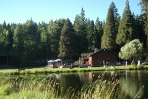 Greenhorn Creek Ranch in California