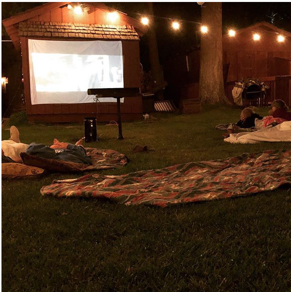 Greenhorn Ranch Bond with your family movie night